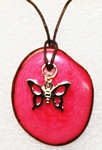 Charm Necklace Butterfly