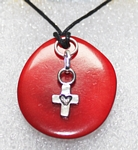 Charm Necklace Cross