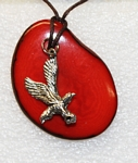 Charm Necklace Eagle