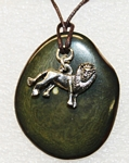 Charm Necklace Lion
