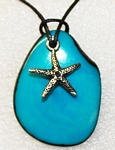 Charm Necklace Star Fish
