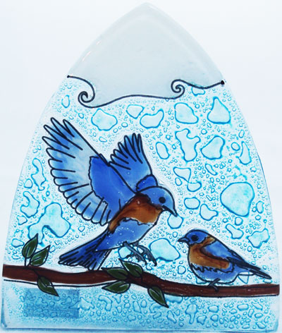 Blue Bird Nightlight