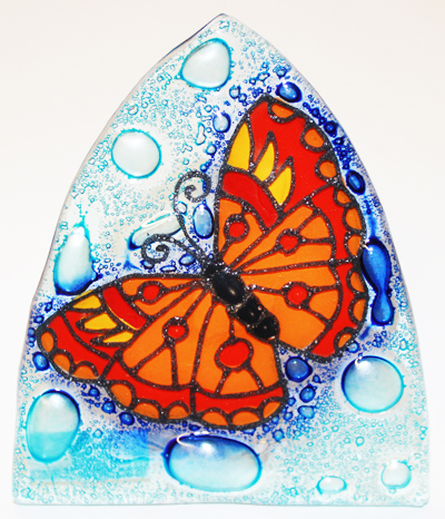 Butterfly Glass Nightlight