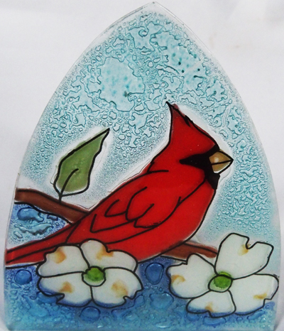 Cardinal Dogwood Nightlight