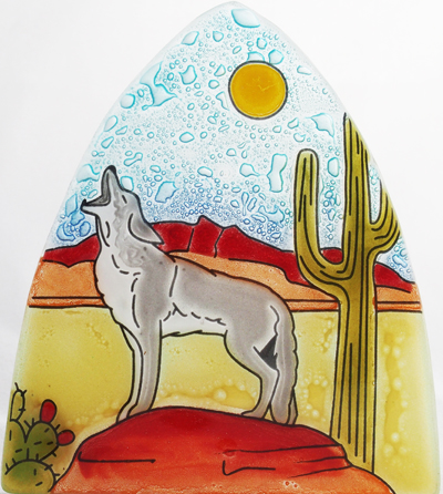 Coyote Glass Nightlight