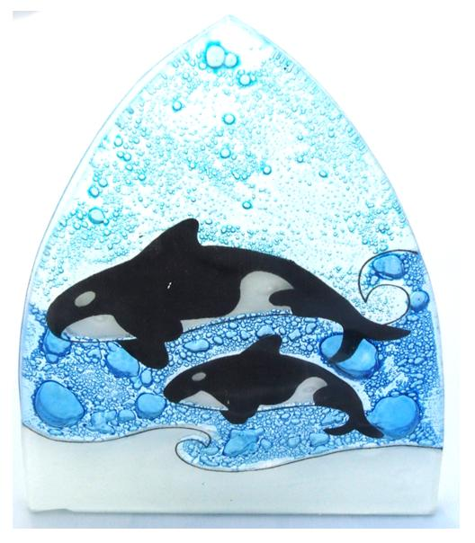 Orca Family Nightlight