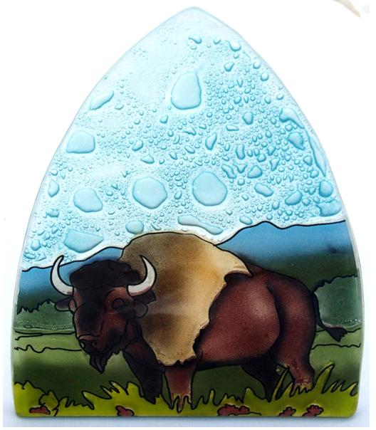Buffalo Night Light