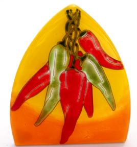 Chillis Glass Night Light