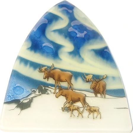 Northem Light Moose Night Light