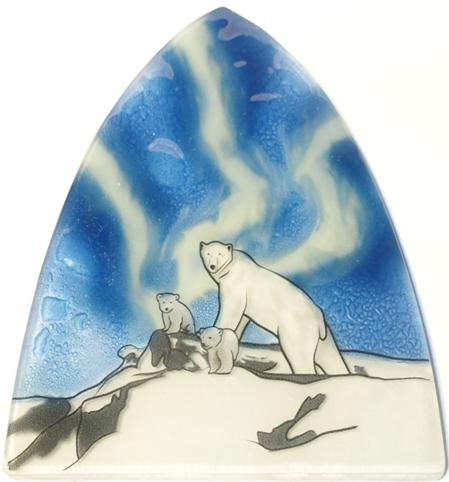 Northem Light Polar Bear Night Light