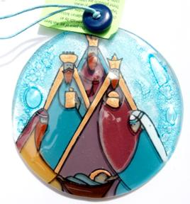 3 Kings Ornament