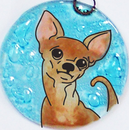 Chiwauwa Dog Ornament