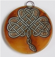 Irish knot  Ornament