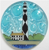 Light House Cape Lookout, NC Ornament