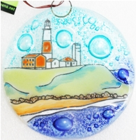 Light House Montauk, NY Ornament