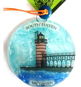 Lighthouse South Heaven Ornament