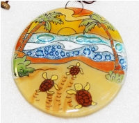 Hatching Sea Turtle Ornament