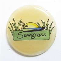 Sawgrass Logo  Ornament