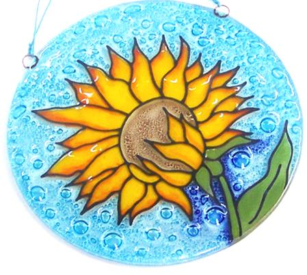 Sun Flower  Ornament