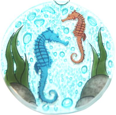 Sea Horse Family Ornament