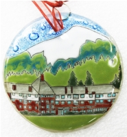 Skamanian Lodge Ornament
