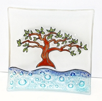 Tree of Life  Medium Plate