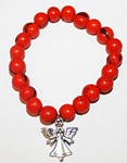 ASAI (ACAI) Bracelet With Angel Charm