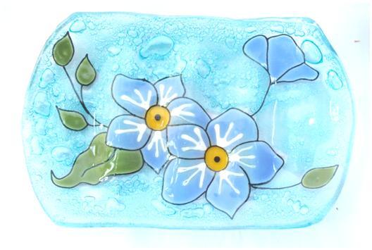 Daisy Soap Dish
