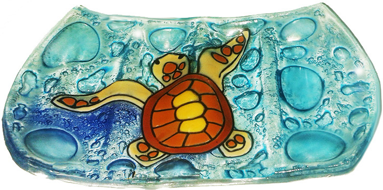 Baby Sea Turtle Soap Dish