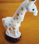 Medium Giraffe Tagua Carving