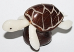 Medium Sea Turtle Tagua Carving
