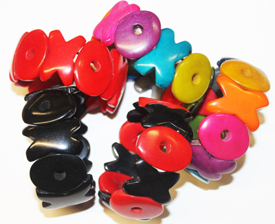 Tagua XOXO Fashion Bracelets