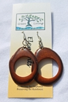 Tagua Fashion Earrings