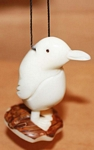 Penguin Tagua Ornament