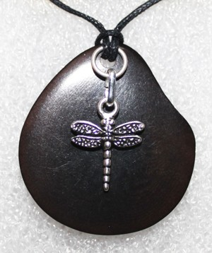 Charm Necklace Dragon Fly