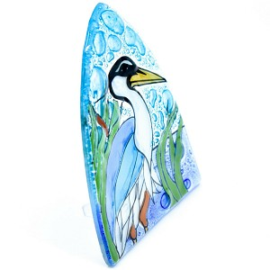Blue Heron Bird Nightlight