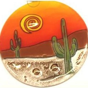 Cactus Day Ornament