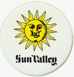 Sun Valley Logo Ornament