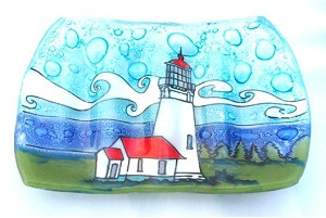 Light House Soap Dish