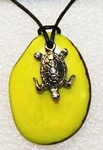 Charm Necklace Sea Turtle