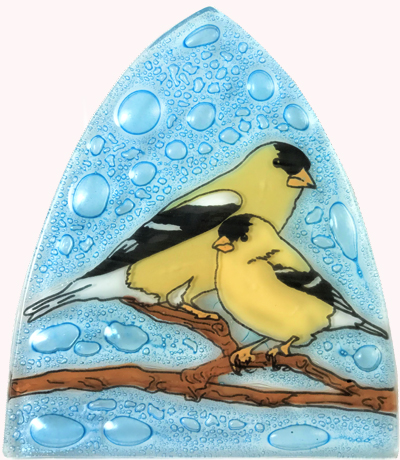 Goldfinch Bird Nightlight