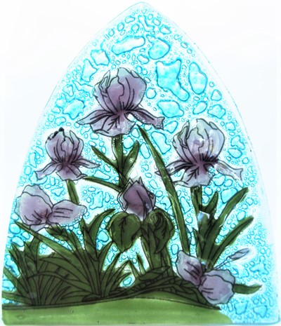 Iris Flower Nightlight