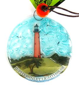 Lighthouse Jupiter Inlet Ornament