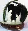 Tagua Christmas Nativity Scene Manger of the Holy Family
