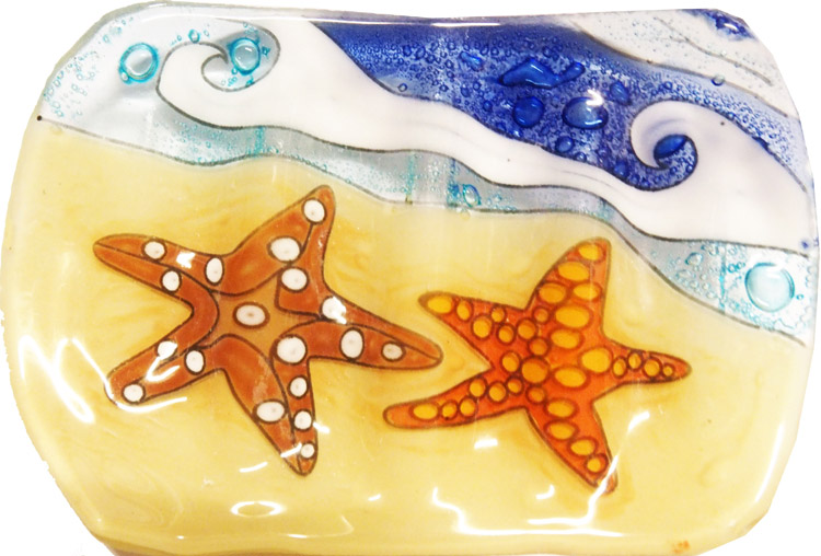 Star Fish Soap Dish