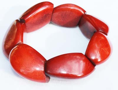 Tagua Small Stones Fashion Bracelets