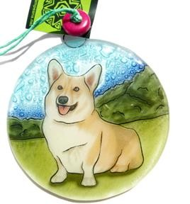 Corgi dog Ornament