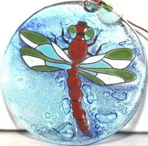 Dragon Fly Ornament