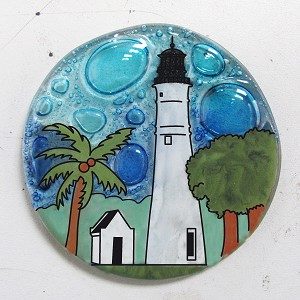 Light House Key West, FL Ornament